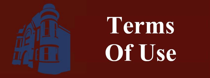 Terms Of Use Page Banner