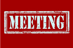 Business Meeting Logo